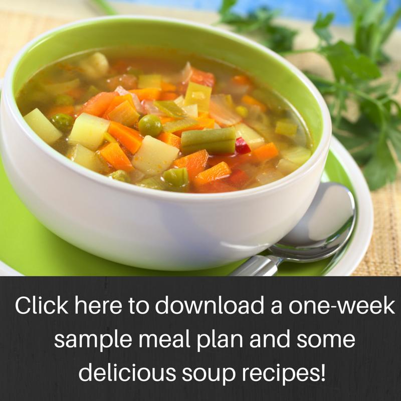 Soup Button